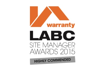 LABC Warranty Site Manager Awards
